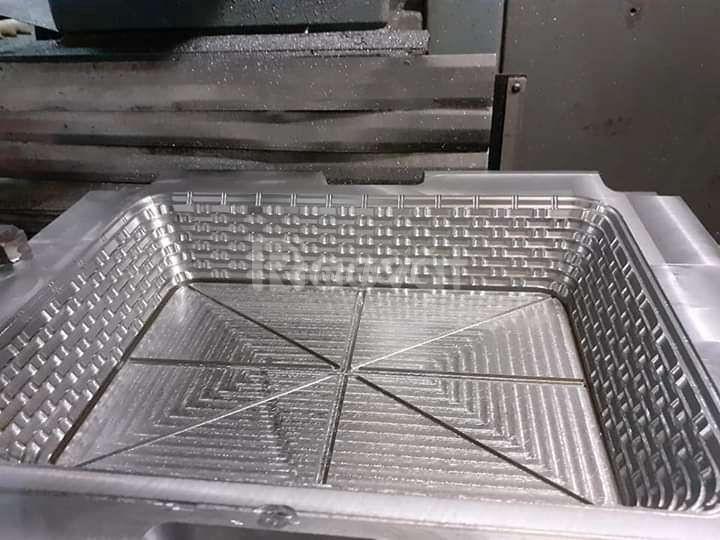 Xưởng gia công khuôn mẫu CNC