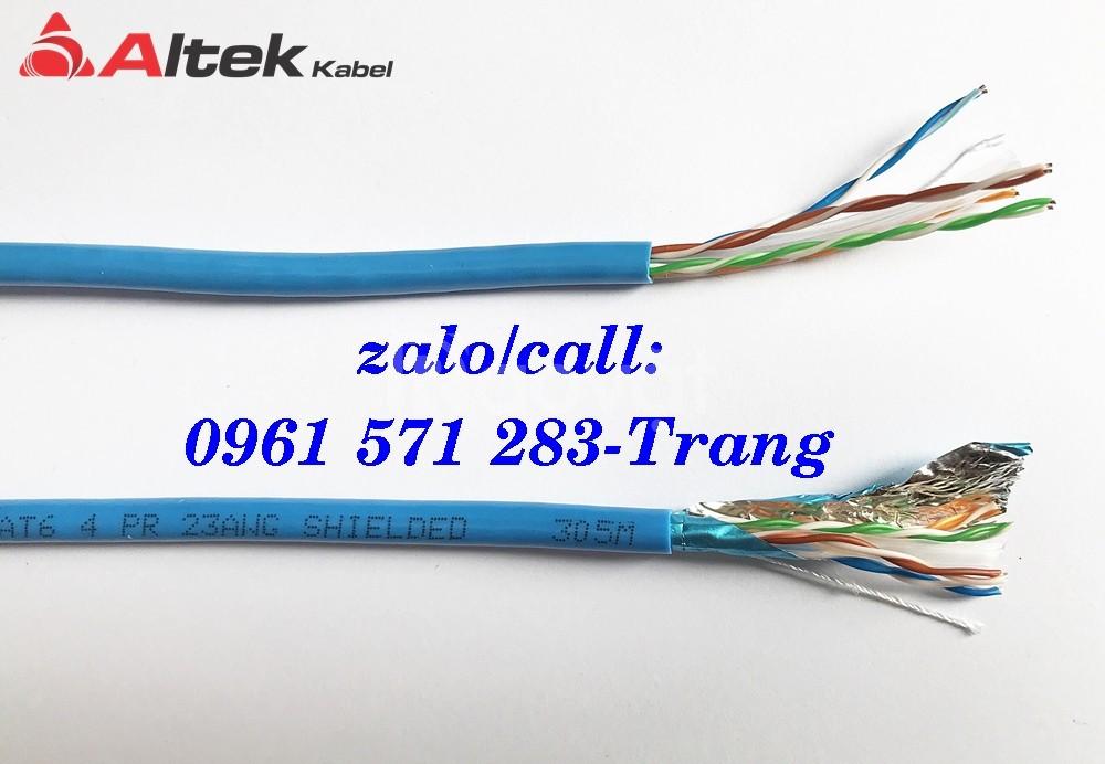 Cáp mạng Altek Kabel cat5e, cat6 chính hãng