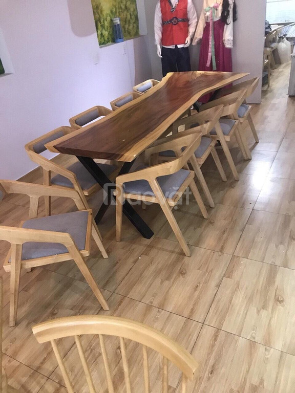 Bàn ghế cafe, nhà hàng, khách sạn giá xưởng (ảnh 5)