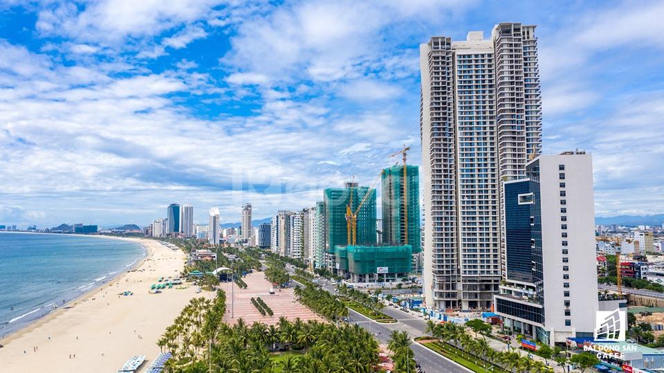 Căn hộ view biển Đà Nẵng,vị trí vàng ngay công viên biển Đông