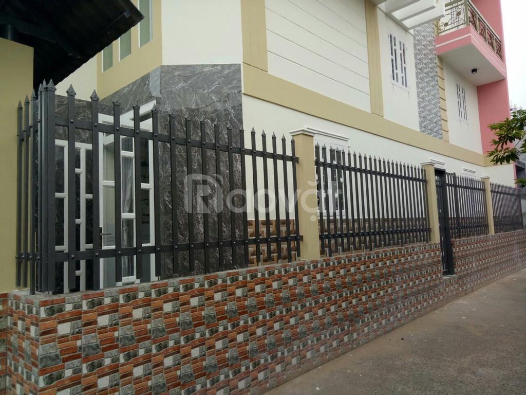Nhà quận Bình Tân 2 mặt hẻm 6m đường Hương lộ 2, 4x15m 4 tầng có SHR