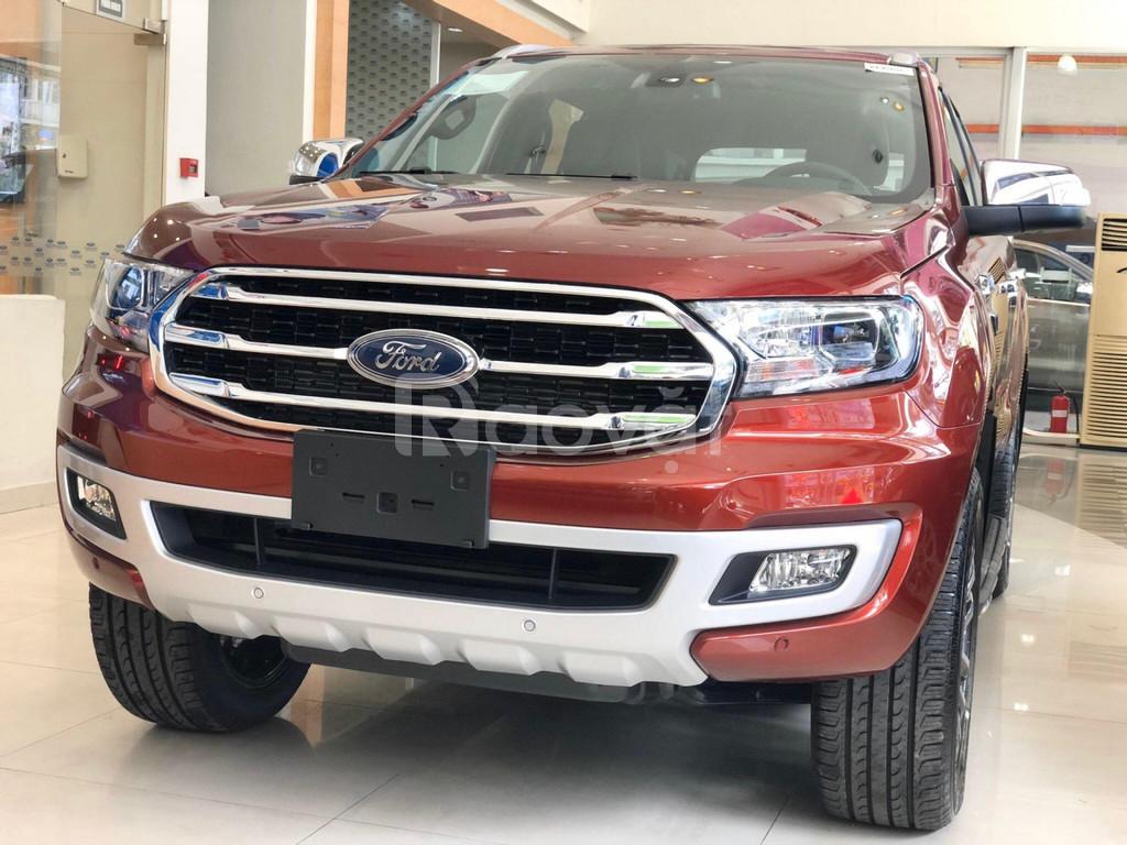 Ford Everest 2020 mọi phiên bản (ảnh 4)