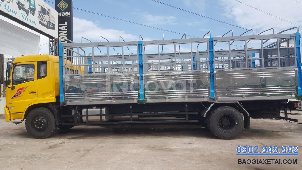 Mua xe Dongfeng 9 tấn thùng 7M5+ giảm giá 20 triệu 07/2020