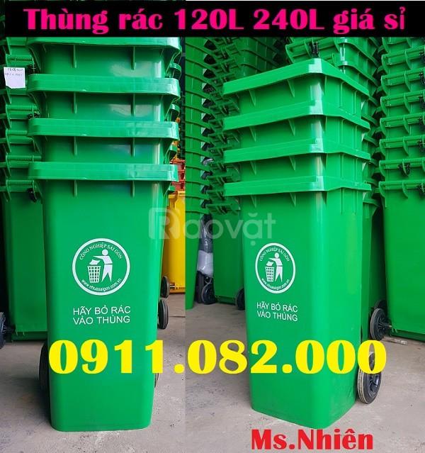 Đại lý bán thùng rác giá rẻ tại Cần Thơ