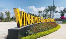 Căn hộ Vinhomes Grand Park giá rẻ