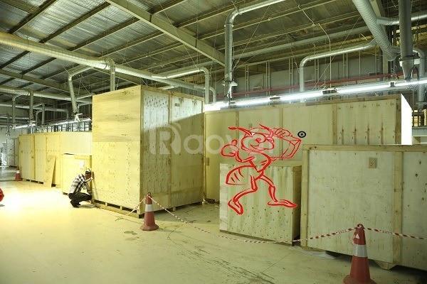 Dịch vụ đóng thùng gỗ  an toàn, giá rẻ tại Hà Nam (ảnh 1)