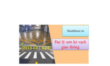 Địa chỉ uy tín cung cấp các loại sơn kẻ vạch giao thông|Sơn kẻ vạch
