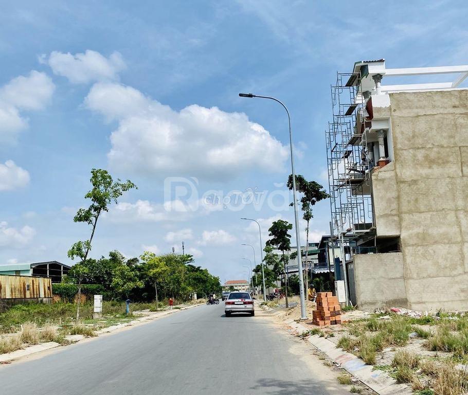 Ngân hàng HT phát mãi tài sản vay quá hạn đất nền khu vực Bình Tân