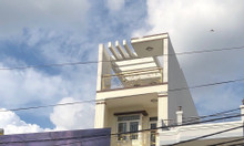 Nhà mặt tiền kinh doanh Mã Lò, 4x22m, 1 trệt 3 lầu, SHR (BDS148)