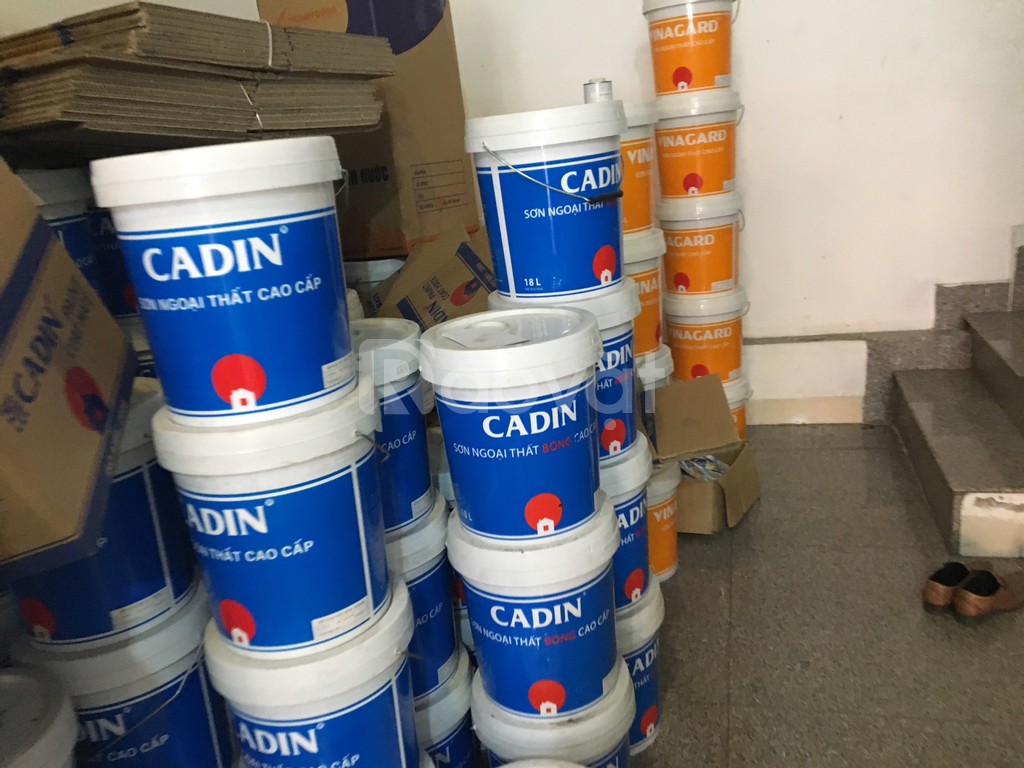 Nhà cung cấp sơn epoxy cho sắt thép hai thành phần tại Bình Phước