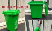 Cần bán các loại thùng rác nhựa với giá rẻ