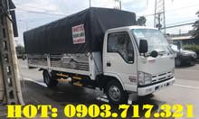 Xe tải Isuzu Vĩnh Phát thùng dài