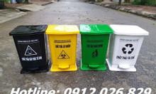 Thùng rác y tế 15L giá rẻ