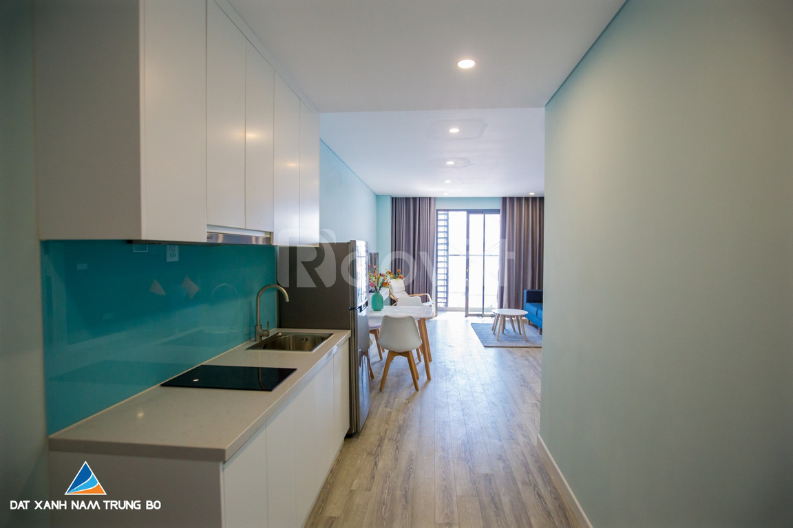 Thanh toán 5%/tháng nhận căn hộ đẳng cấp view biển Nha Trang