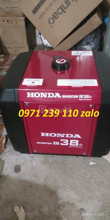 Máy phát điện chống ồn 3kw honda EU 38IS