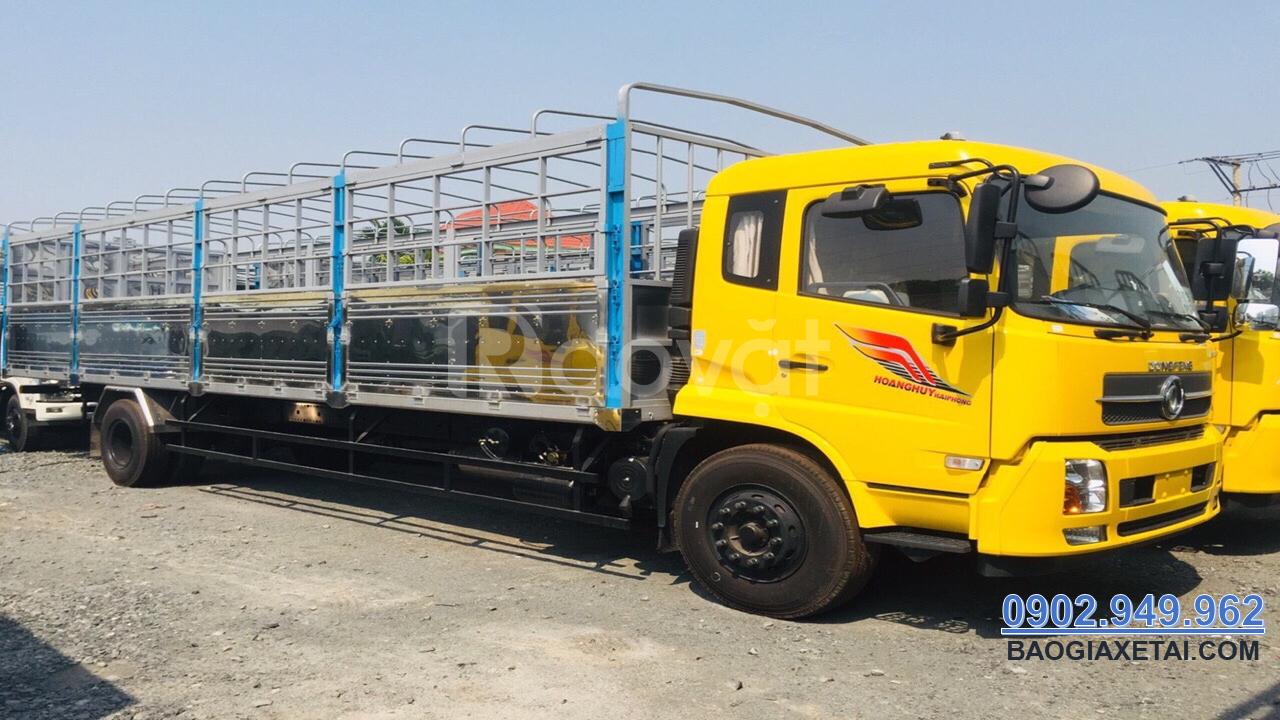 Mua xe tải Dongfeng 9 tấn thùng 7M5|Giá xe Dongfeng 9 tấn thanh lý