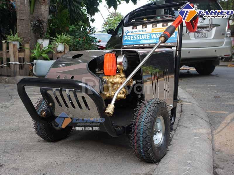 Bán máy rửa xe cao áp uy tín tại Tây Ninh