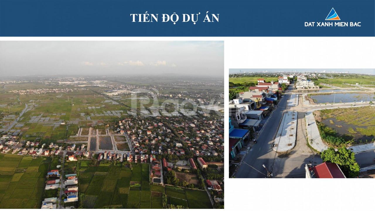 Mở bán GĐ 2 dự án đất nền KĐT Đa Phúc, Q.Dương Kinh giá từ 13-14 tr/m2