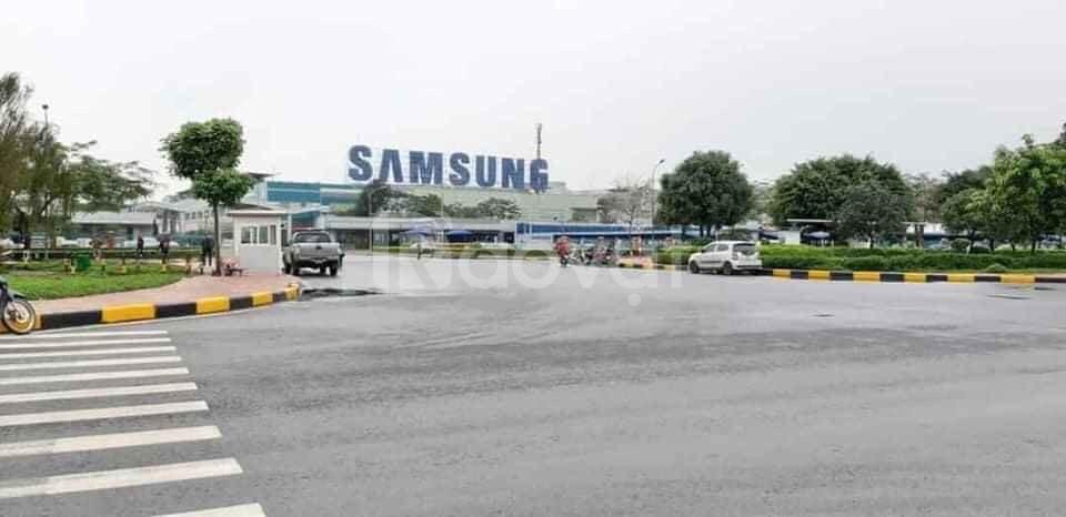 Cơ hội có 1-0-2 đất nền sát khu công nghiệp Samsung Bắc Ninh
