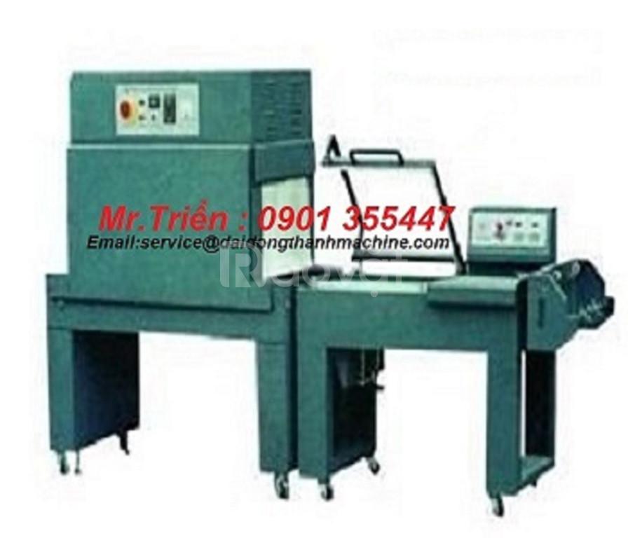 Máy đóng gói rút màng co WPD-4520 giá rẻ M.Bắc, M.Trung, M.Nam, M.Tây
