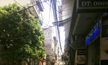 Nhỉnh 2 tỷ, nhà 4T xây mới cuối đường Nguyễn Khuyến - HĐ, ngõ ba gác
