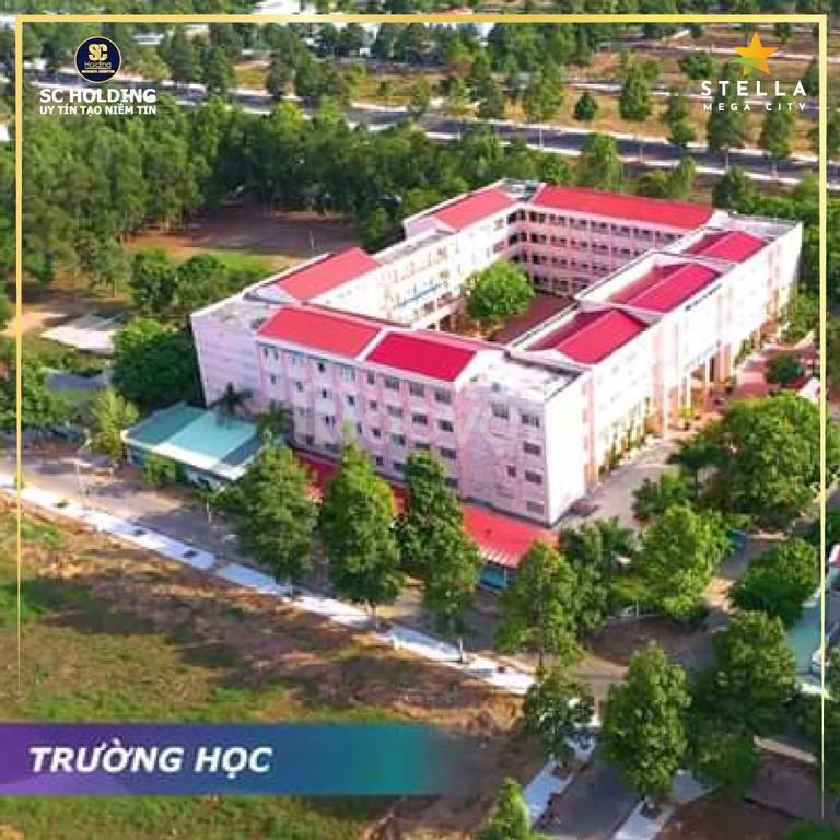 Bán nền mặt tiền đường số 1 lộ nhánh 25m đường Lê Hồng Phong