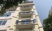 Nhà liền kề KĐT Văn Phú, Hà Đông, vỉa hè, kinh doanh tốt, 55m2*5T
