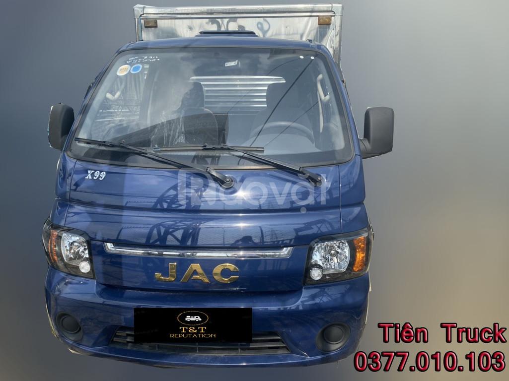 Xe tải Jac X99, xe tải Jac máy dầu, xe tải Jac 990Kg