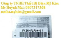 Thẻ nhớ Flash memory mitsubishi FX3U-FLROM-64