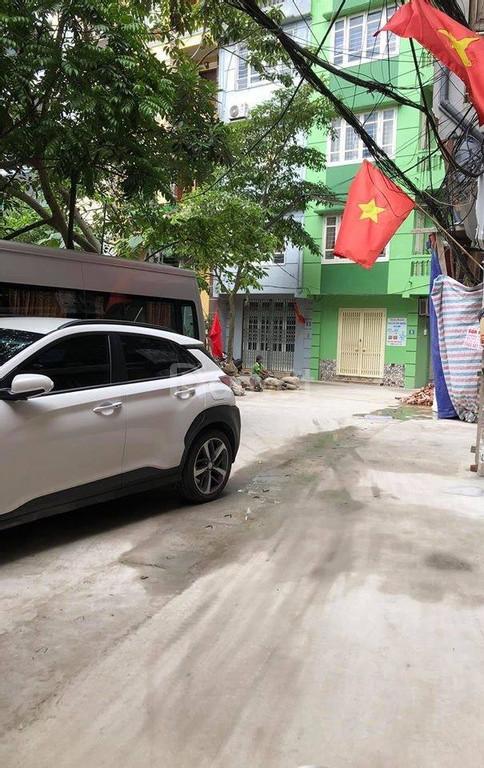 Bán nhà đẹp phố Yên Lãng, 60m2,ngõ ô tô tránh, KD, giá chỉ 7 tỷ