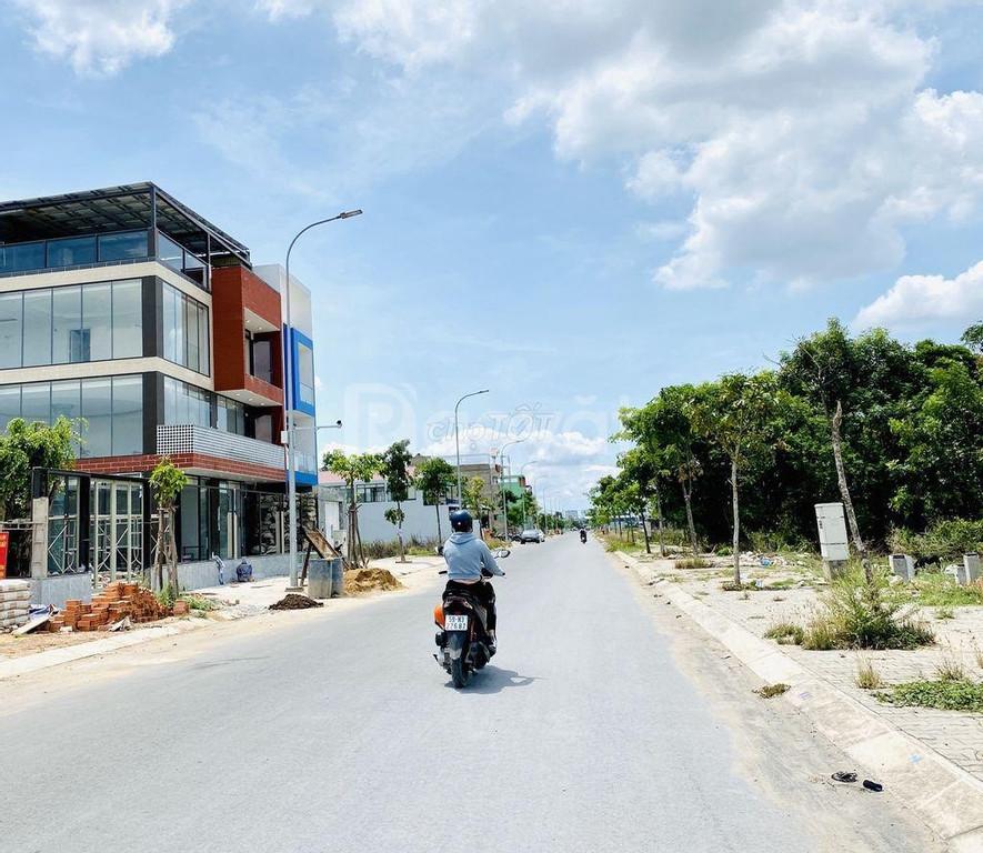 Sở hữu đất nền nhà phố và biệt thự nằm trong khu đô thị liền kề AEON
