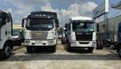 Giá xe tải faw 8 tấn - thùng bạt 8m chở bao bì giấy   Hỗ trợ trả góp (ảnh 5)