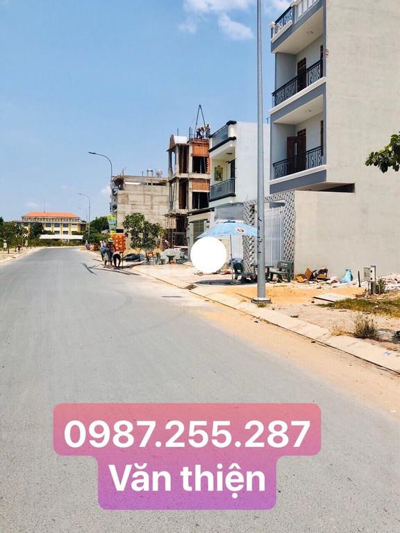 Cần sang lại 3 lô đất nhà phố cách Aeon Bình Tân 10p liền kề (ảnh 3)