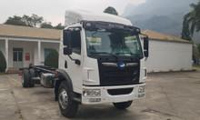 Giá xe tải faw 8 tấn - thùng bạt 8m chở bao bì giấy | Hỗ trợ trả góp