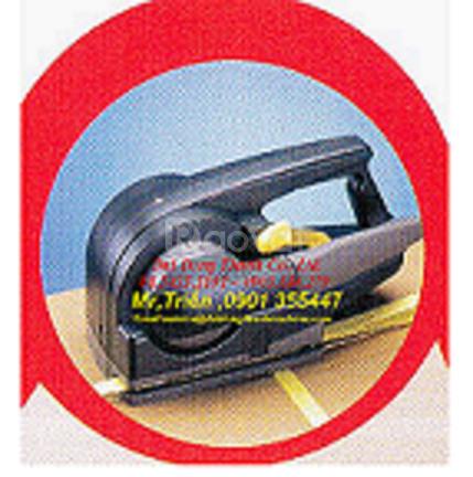 Máy đóng đai nhựa cầm tay P-323 giá tốt M.Nam, M.Tây, M.Đông, M.Trung