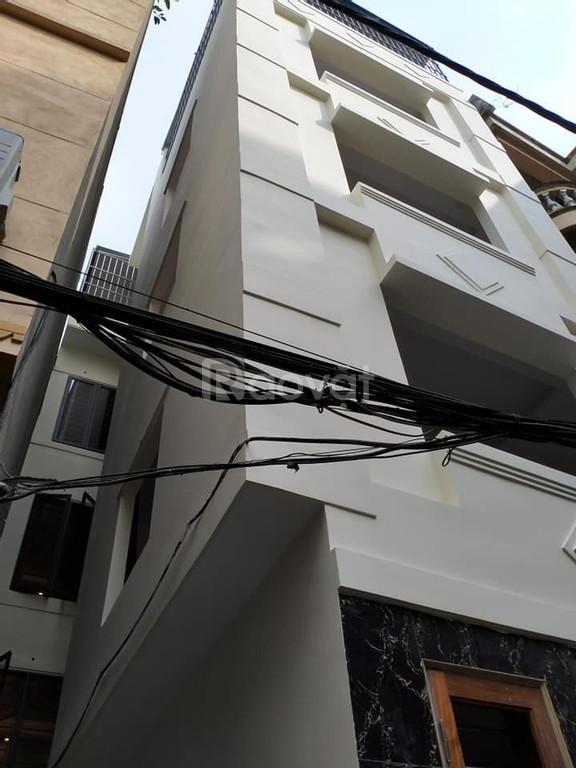 Bán nhà Nguyễn Trãi Thanh Xuân, 38m2 3tỷ, nở hậu- sổ vuông (ảnh 1)