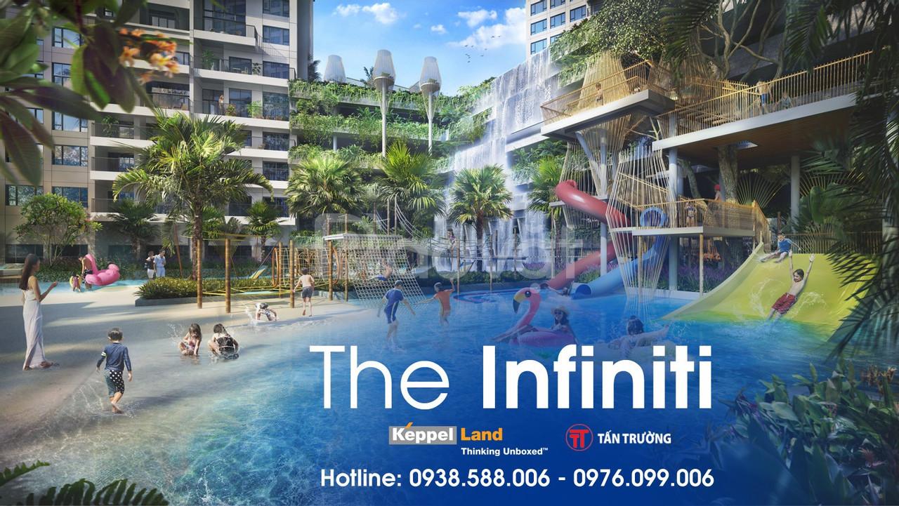 Bán căn hộ The Infiniti quận 7: thanh toán 45% nhận nhà