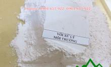 Địa chỉ cung cấp Vôi xử lí chất thải uy tín toàn quốc
