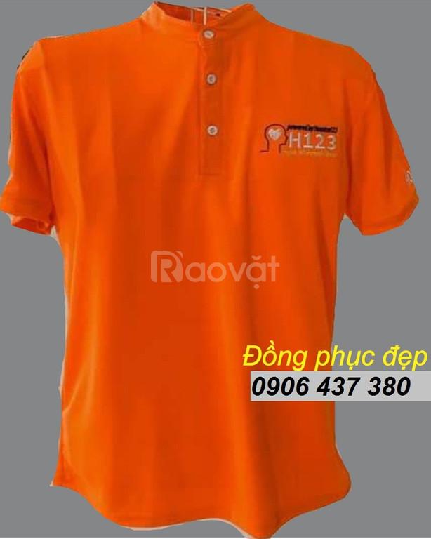 Áo thun đồng phục, quà tặng khách hàng, quà tặng nhân viên Hồ Chí Minh