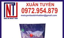 Sản xuất túi gạo 1kg, 2kg giá rẻ tư vấn thiết kế miễn phí