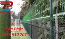 Hàng rào lưới thép, hàng rào thép dây 4ly, 6ly, hàng rào công ty