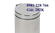 Thùng đựng rác inox 12l giá rẻ