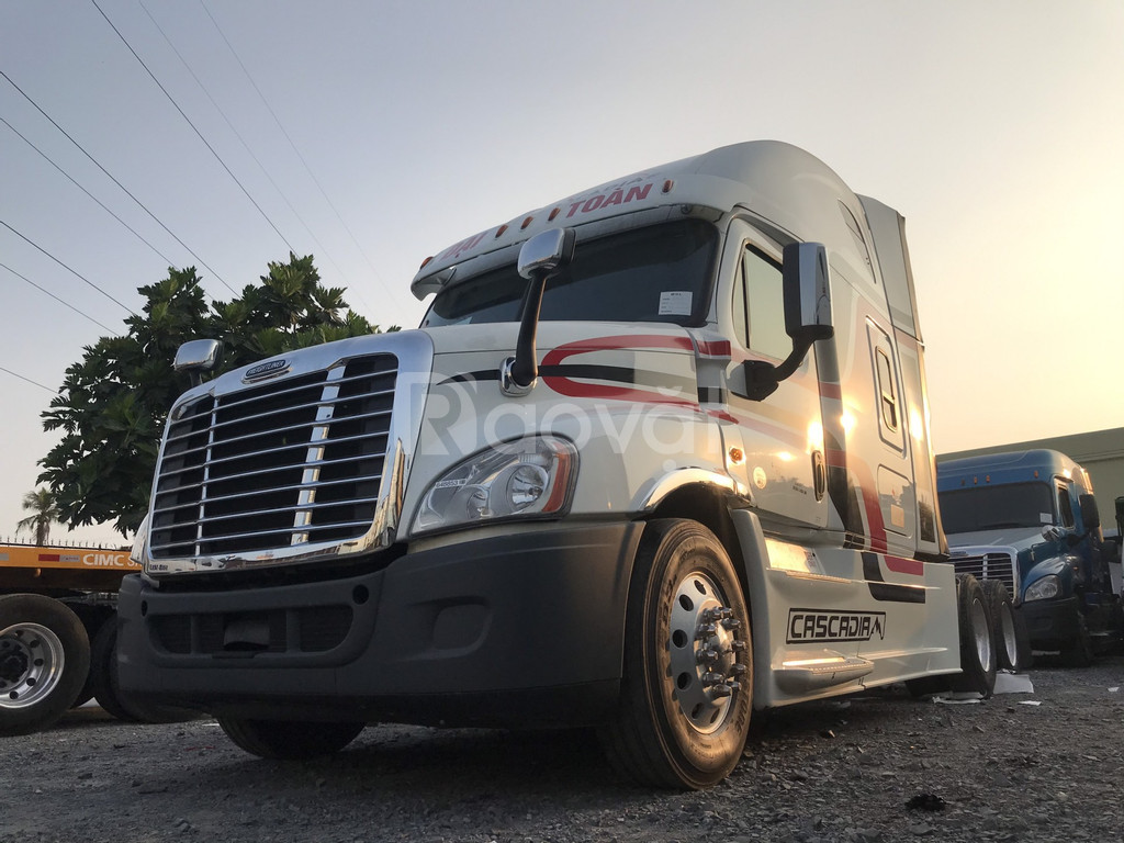 Đầu kéo mỹ Cascadia Freightliner đời 2014–2016