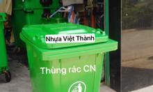 Thùng rác 240 lít, Thùng đựng rác, Thùng rác sinh hoạt