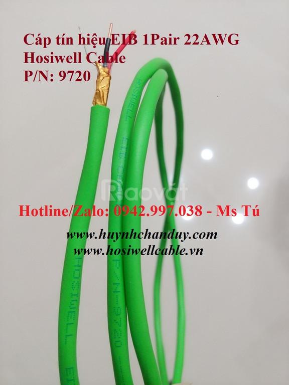 Cáp tín hiệu EIB BUS 1Px20AWG - EIB BUS Cable 1Px20AWG Shielded