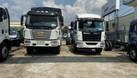 Giá xe tải faw 8 tấn - thùng bạt 8m chở bao bì giấy   Hỗ trợ trả góp (ảnh 6)