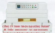 Máy đóng gói rút màng co DS-4525 giá rẻ L.An, T.Giang, Tphcm, Đ.nai