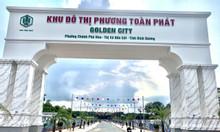 Khu đô thị Phương Toàn Phát Golden City ra mắt với hơn 700 nền