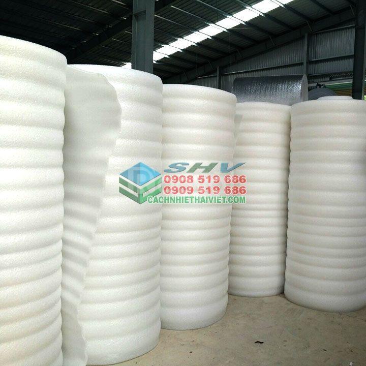 Màng xốp Pe foam - Vật liệu bọc lót đóng gói hàng hóa (ảnh 1)