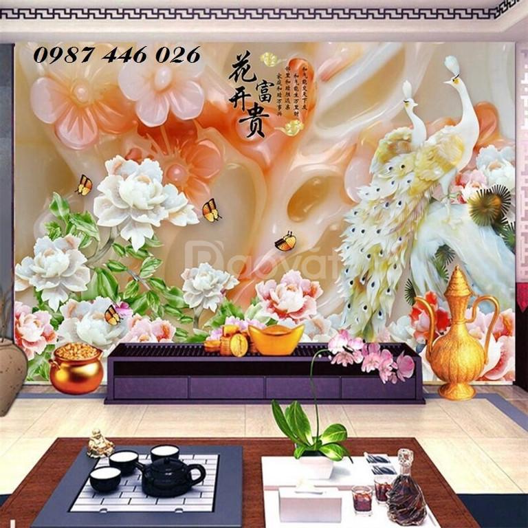Gạch tranh, tranh 3d, tranh gạch men dán tường